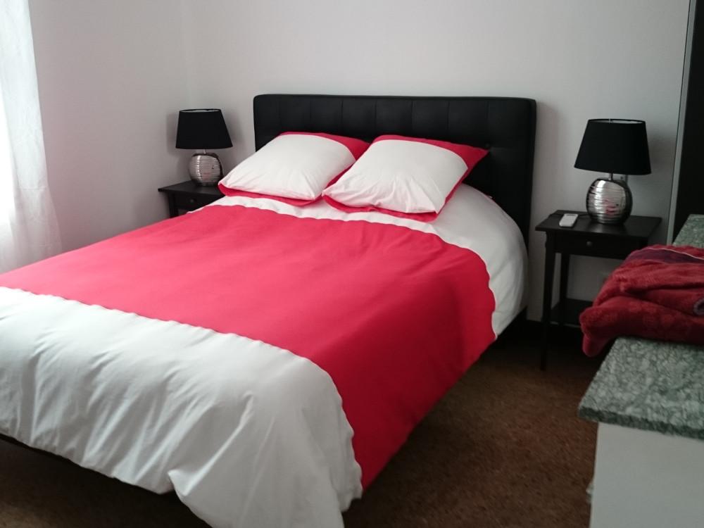 The bedroom Grés de Montpellier