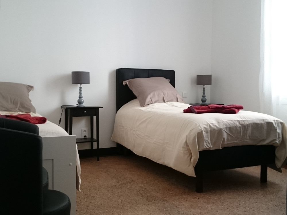 The bedroom Pic Saint Loup