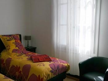 Lit simple chambres d'hôtes montpellier