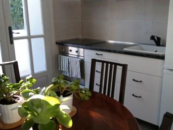 cuisine chambres d'hôtes gare Montpellier