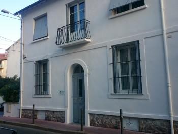extérieur maison d'hôtes centre de Montpellier