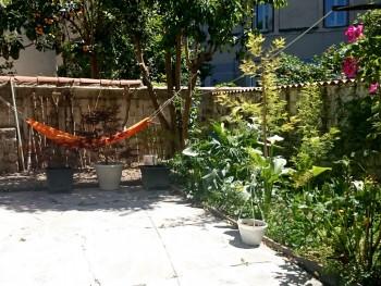 jardin chambres d'hôtes Montpellier